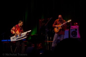 Herbie and Lionel dueling it out - 20140922 - Arnold Schnitzer C
