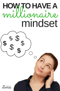 Having a millionaire mindset will help you attract wealth into your life! A scarcity mindset will keep money away but an abundance mindset is the key to changing your financial future! Click the pin to read how! #millionairemindset #abundance #moneymindset #changeyourmindset