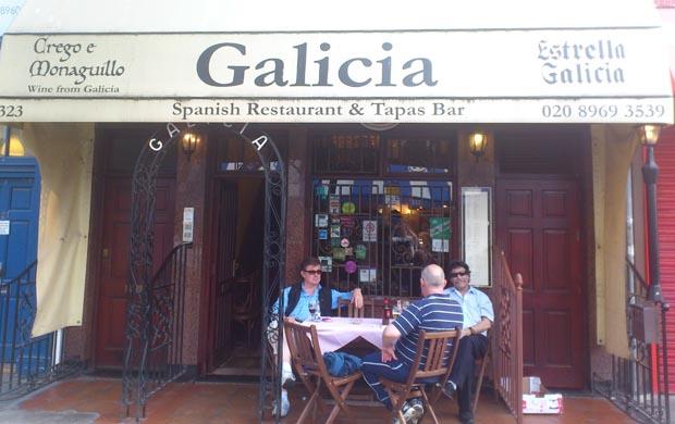 Galicia Tapas Bar Restaurant