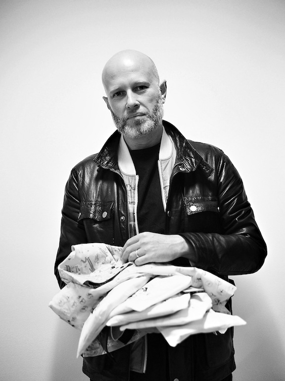 Matt Cole - cofounder of Penny Dreadful Menswear