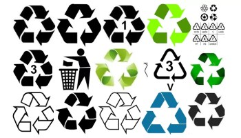Recycling: Numbers, Codes, Chart, Resin, BPA