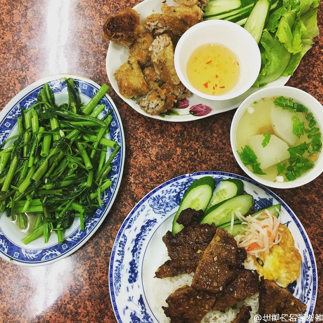 【彰化異國美味】長安街的越南味 越龍 越南美食 越南料理 