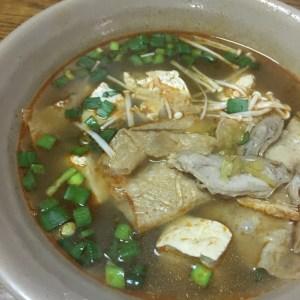 【彰化好吃臭豆腐】美味平價的大埔臭豆腐 麻辣臭豆腐 宵夜 大埔路上排隊美食