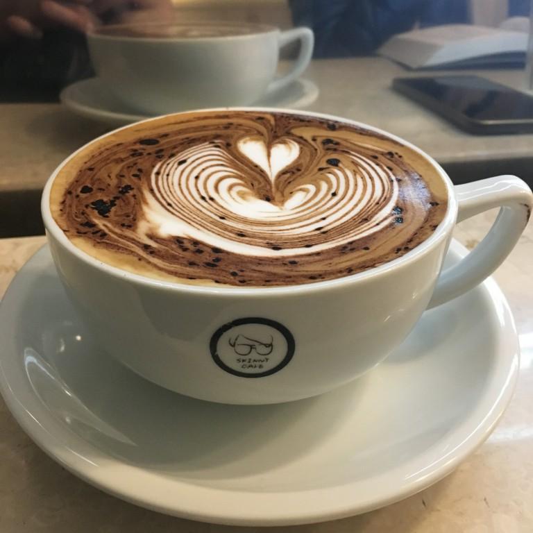 【彰化咖啡館】彰化火車站巷子裡的咖啡香 瘦子咖啡
