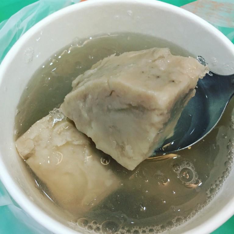 【彰化好吃豆花】軟嫩的田庄味ㄟ豆花和好吃的冷凍芋|真材實料好吃