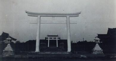 【回到過去系列_鹿港】那年的鹿港神社(今鹿港國中)