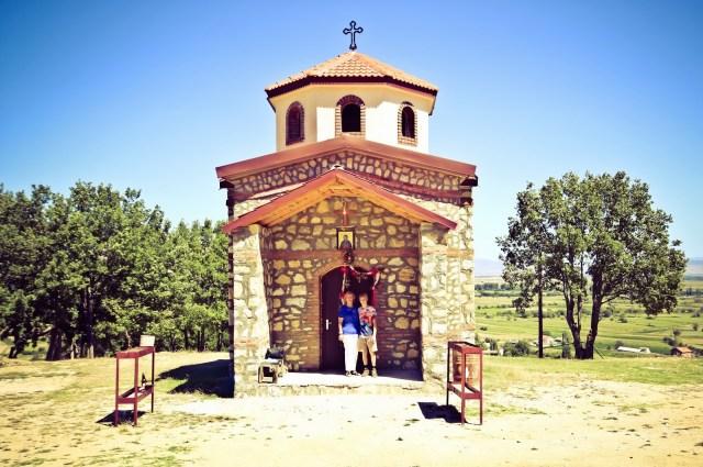 Things to See in Macedonia, Bitola, Dragozani, Monastery, Church, Sv. Petka,