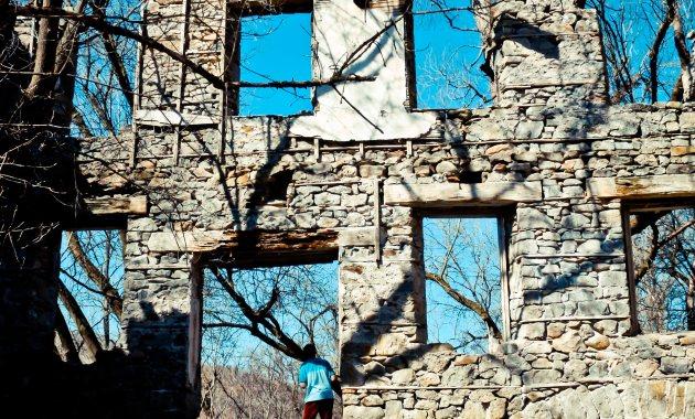 Mill Ruins Ontario, Ontario Mills, Things to See in Ontario, Ruins in Ontario, Hiking in Ontario,