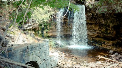 Mill Ruins in Ontario, Hiking Trails in Ontario, Biking Trails in Ontario, Waterfalls Close to Toronto,