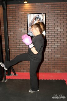 Kickboxing in Bolton,