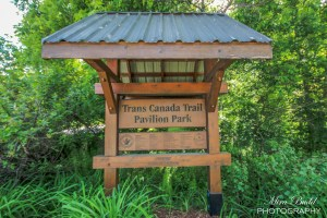 Hiking Trails in Ontario, Trans Canada Trail Pavilion Park, Caledon East