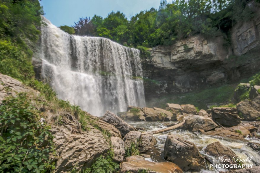 Waterfalls in Ontario, Things to see in Hamilton, Hamilton Waterfalls, Best Hiking Trails in Ontario, Top Hiking Trails ontario, Day trips Ontario, The Bruce Trail, Places to visit in Ontario, Attractions Ontario, Webster's Falls, The Bruce Trail, Things to See along The Bruce Trail,
