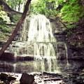 Sherman Falls, Hamilton Ontario, Beautiful Waterfalls in Ontario Things to see in Ontario, Places to visit in Ontario, hiking Trails Ontario,