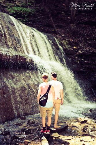 Attractions Ontario, Waterfalls in Ontario, Hamilton Waterfalls, Beautiful Places in Ontario,