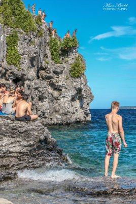 The Bruce Trail, Indian Head Cove Bruce Peninsula
