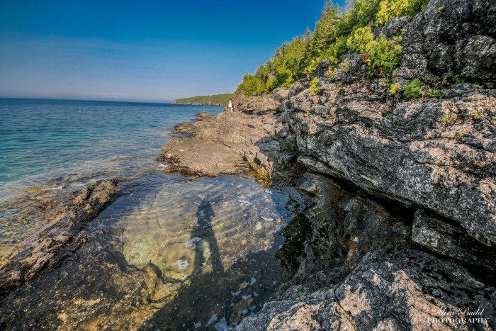 Caves in Tobermory, Bruce Peninsula, Best swiming in Tobermory, Things to see in Tobermory, Beautiful Places in Ontario,