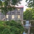 Walter's Falls Old Woollen Mill