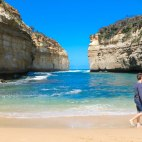 Loch Ard Gorge, Hiking Trails Australia, 12 Apostles, Things to See in Australia, Beautiful places in Australia, Things to See Along The Great Ocean Road, Attractions Australia, Beautiful Beaches in Australia, Beaches in Australia,