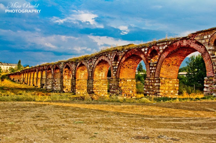 Skopje Aquaduct, Things to See in Macedonia, Macedonia Old Bridge, Things to See in Skopje Macedonia, Beautiful Places in macedonia, Places to Visit in Skopje,
