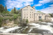 Elora Mill, Millruins Ontario, Beautiful Places in Ontario