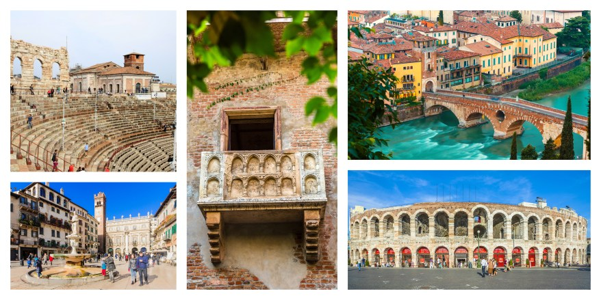 things to see in verona Italy, Verona Italy, Old Bridge in Verona, Romeo and Juliet's Balcony, Verona Arena, Piazza Delle Erbe Verona, Things to see in Italy, Places to visit in Verona,