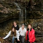 Silver Creek waterfalls, Ontario Waterfalls, Silver Creek Conservation Area, Ontario Conservation Areas, Hiking Trails Ontario, Bruce Trail, Ontario Hiking Trails,