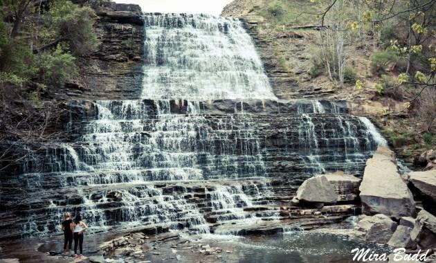 Albion Falls Hamilton Ontario, Hamilton Waterfalls, Waterfalls in Ontario, Beautiful Places in Ontario, Hiking Trails Ontario, Ontario Hiking,