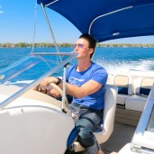 Boating on Lake Simcoe, Things to Do on Lake Smocoe, Beautiful Places in Ontario,
