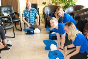 Top Dentists in Brampton, brampton Dentists, CPR Training, Lifesaver 101, Best Dentists in Brampton,