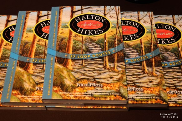 Halton Hiking Trails, Hiking Ontario, Hiking Books, Hiking Guides, Hiking Events,