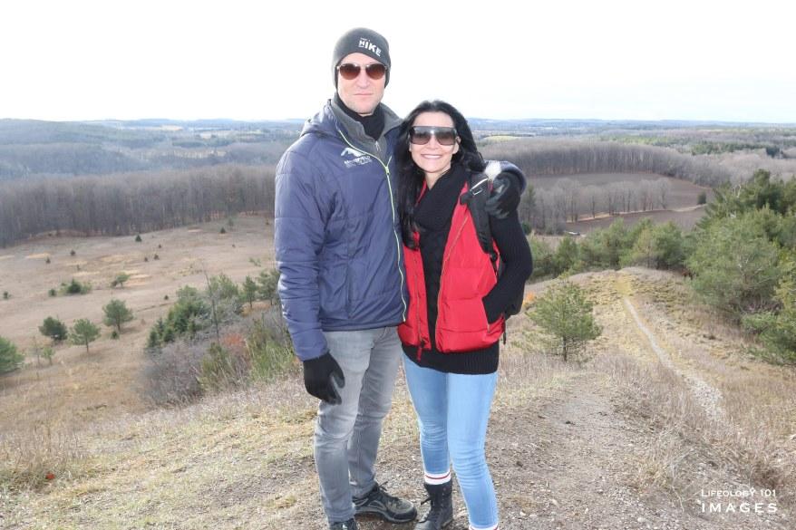 Pinnacle Hiking Ontario