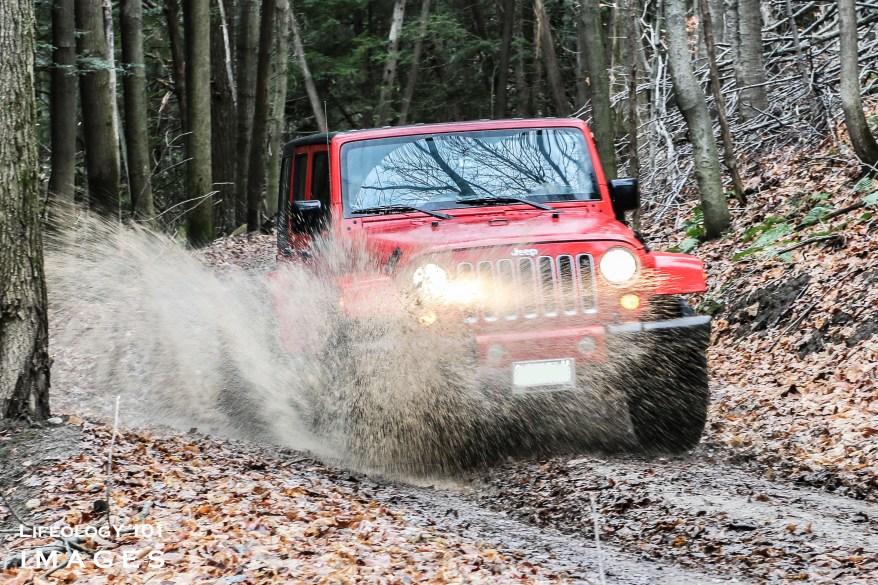 4X4 Trails Ontario, Caledon Jeep Trails,