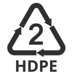 recycling symbol, Plastic Numbers, Recycling Number 2, recycling and plastic type, resin sign and symbols, identification codes,