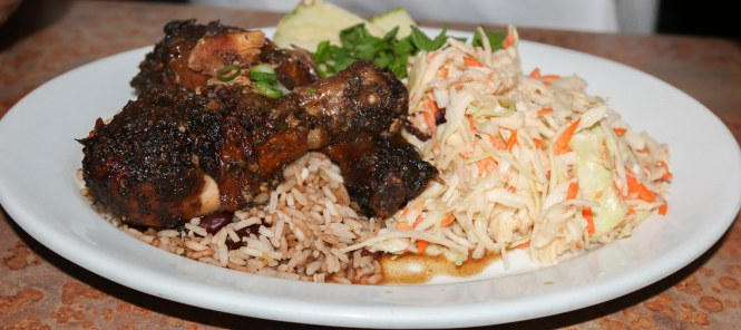 Best Jerk Chicken, Best Restaurants in Orangeville, Orangeville Ontario Restaurants, Soulyve Caribbean Food, Great Food in Orangeville,