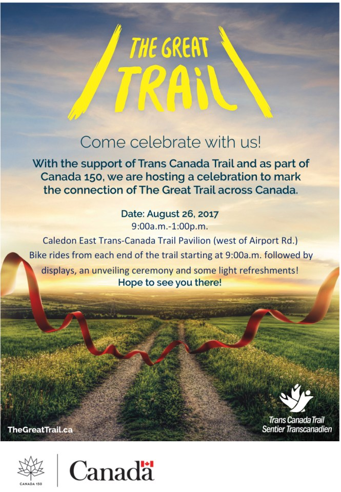 Trans Canada Trail, The Great Trail, Canada Hiking Trails, Caledon Hiking Trails, Best Hiking Trails in Canada,