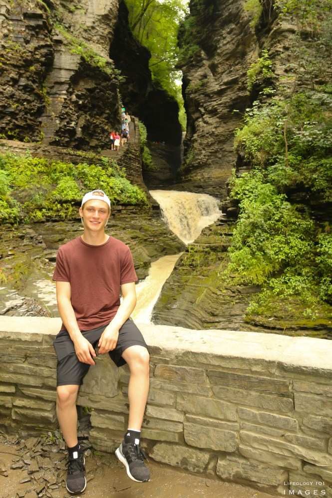 Watkins Glen Waterfalls