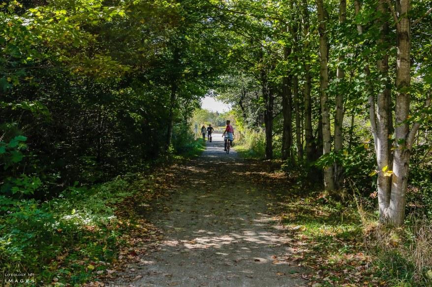Biking, Trails, Ontario, Elora, Caledon, Cycling, Trail,