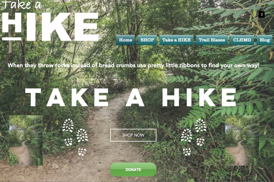 Hiking Websites