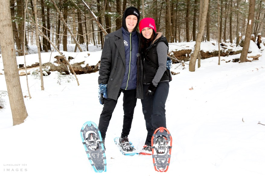 Snowshoeing The Bruce Trail, Things to do in Ontario in Winter, Things to do in Caledon in Winter, Places to visit in Ontario,