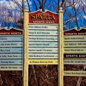 Sparta Ontario