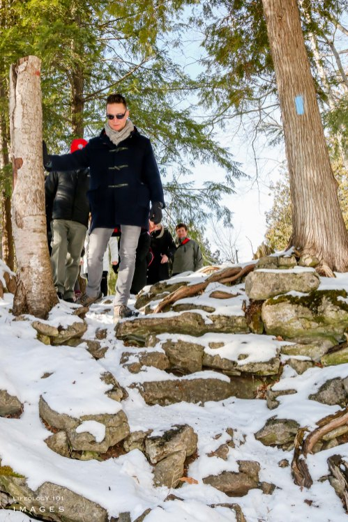 Ontario Hiking Trails, Hilton Falls Side Trail, Bruce Trail Side Trails,