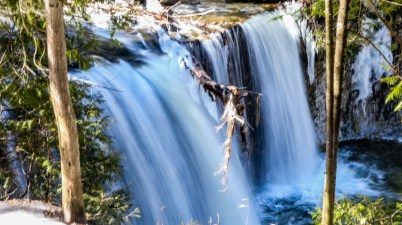 Ontario Waterfalls, Bruce Trail Hiking, Hiking Ontario, Bruce Trail Hiking, Things to do in Winter,