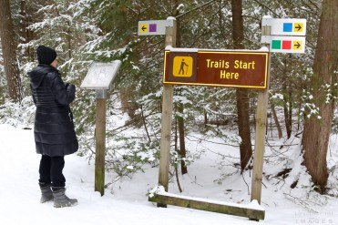 Barrie Hiking Trails, Ontario Hiking Trails,