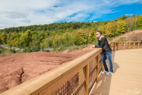 Cheltenham Badlands, Places to Visit in Caledon, Hiking Trails Caledon, Ontario Attractions, Places to see in Ontario, Caledon Badlands,
