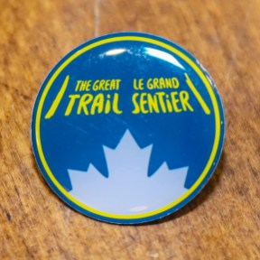 The Great Trail Pin