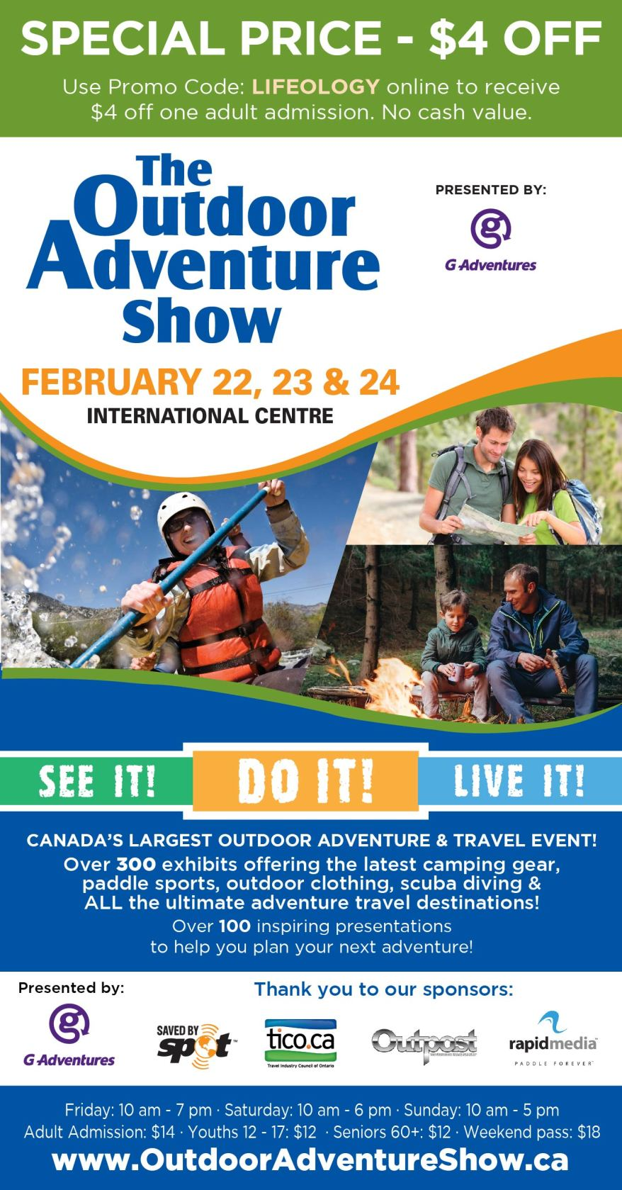 Outdoor Adventure Show