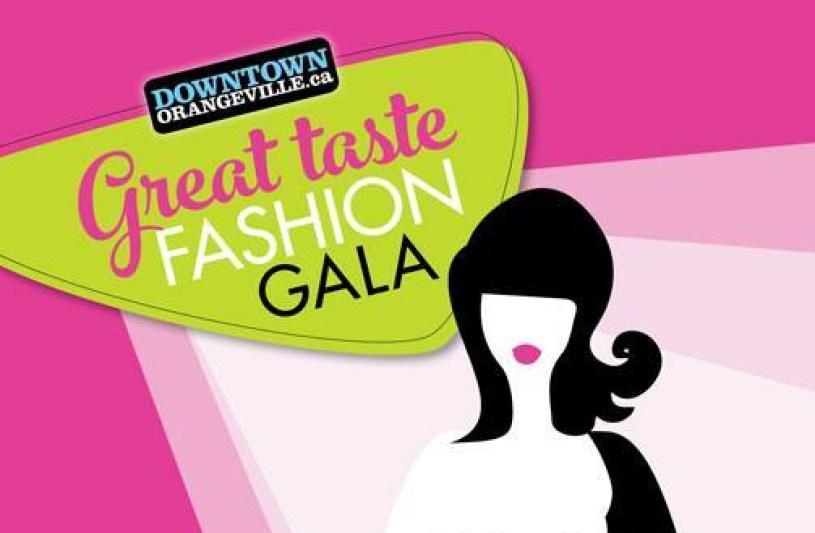 Great Taste Fashion Gala Orangeville