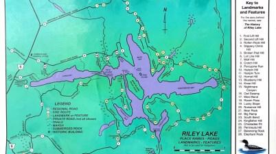 Riley Lake, Muskoka Lakes, beautiful Places in Ontario,