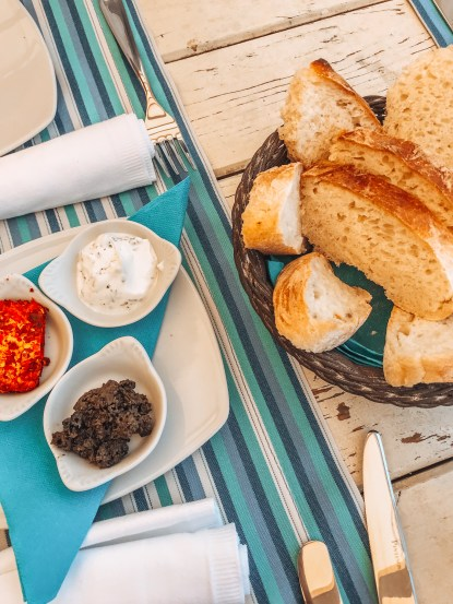 Bread and spreads