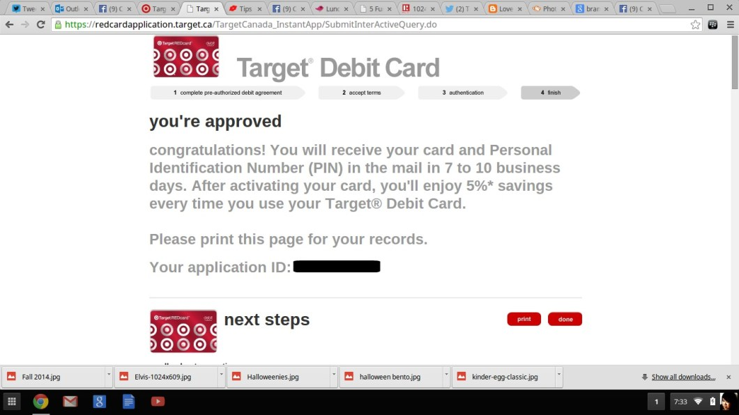 Pre Approval For Target Red Card Lettercards